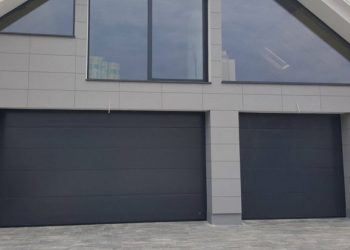 Bramy garażowe BIG TOR ISO 40G