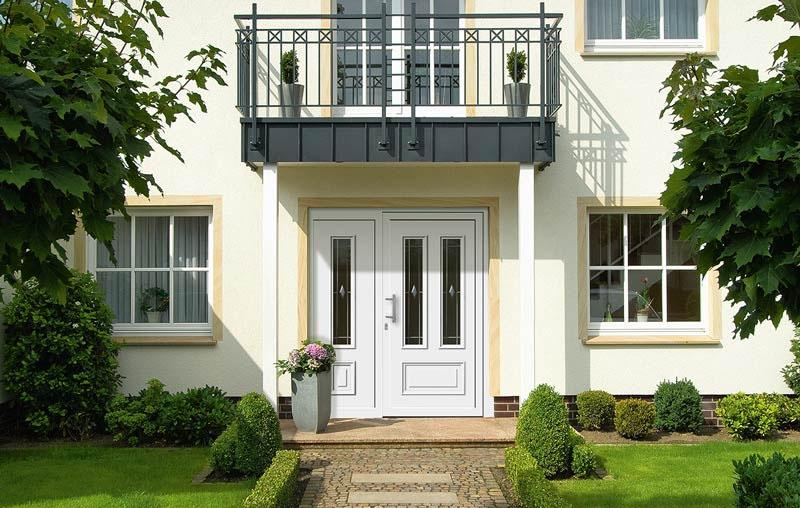 Drzwi zewnętrzne Rodenberg Klassisch
