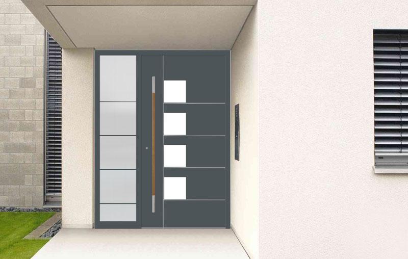 Drzwi zewnętrzne Rodenberg Modern