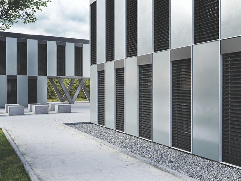 Zaluzje fasadowe Portos